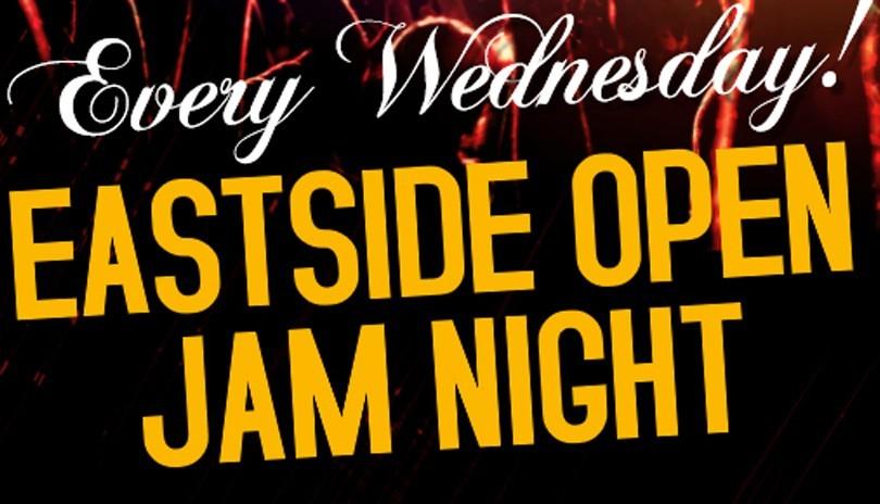 Eastside Open Jam Night - August 28
