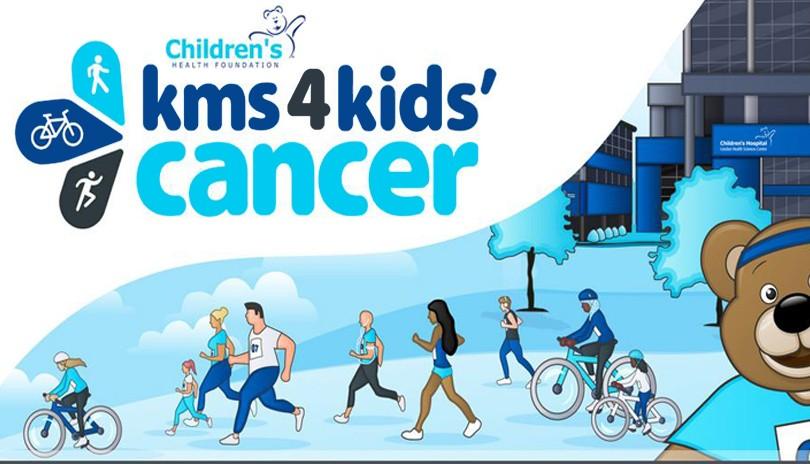 KMs 4 Kids' Cancer