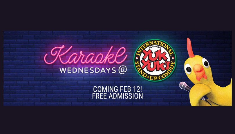 Karaoke Wednesdays - July 8
