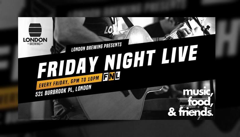 Friday Night Live! - October 2