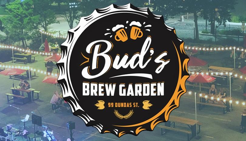 Bud's Brew Garden - August 13