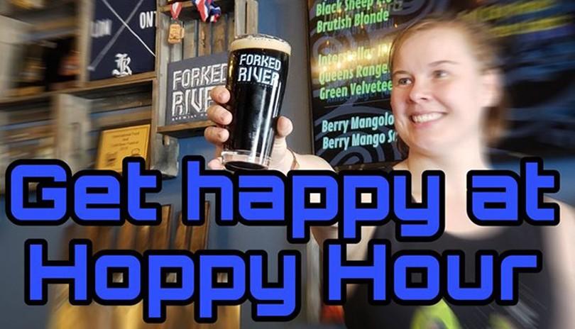 Hoppy Hour at Forked River - September 29
