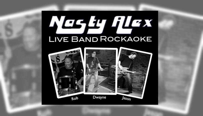 Live Band Rockaoke - October 17