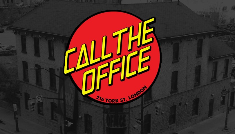 Forgotten Rebels at Call The Office