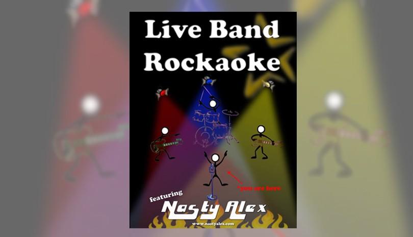 Live Band Rockaoke - August 29