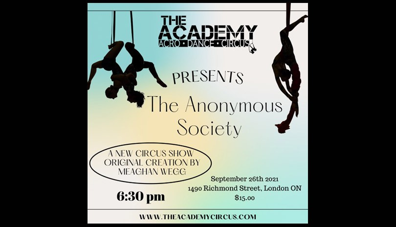 A Circus Show - The Anonymous Society