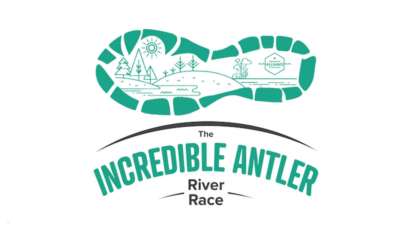 Incredible Antler River Race