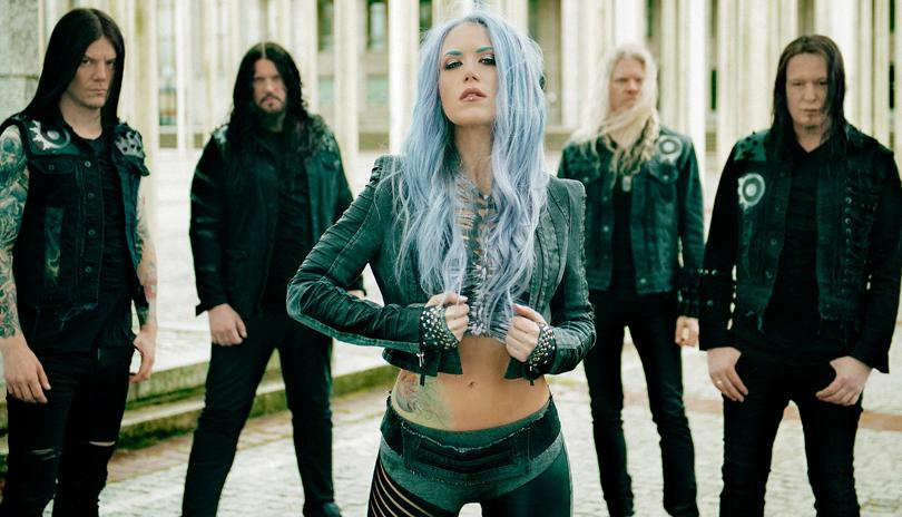 Arch Enemy with Goatwhore & Uncured