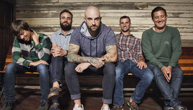 August Burns Red with Fit For A King, Miss May I & Crystal Lake