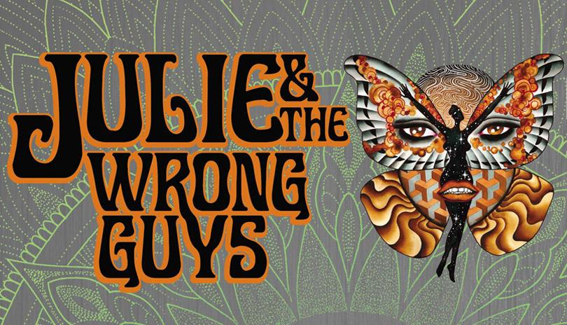 Julie & The Wrong Guys with Casper Skulls