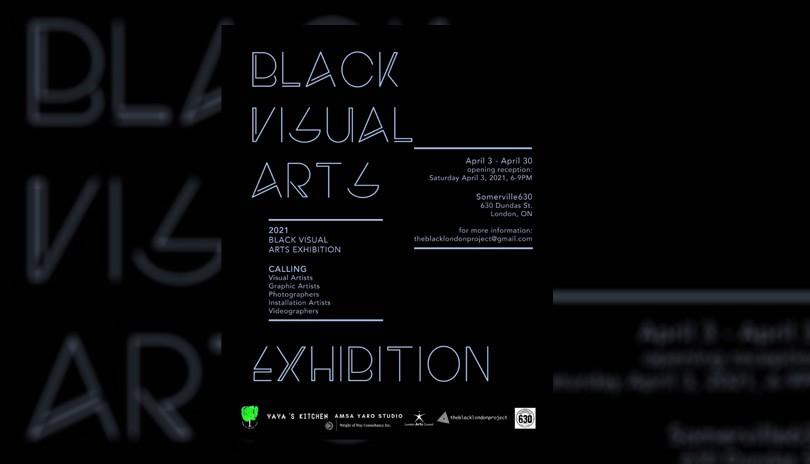 Black Visual Arts Exhibition