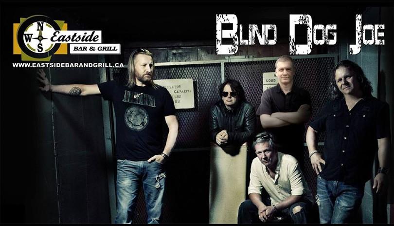BLIND DOG JOE