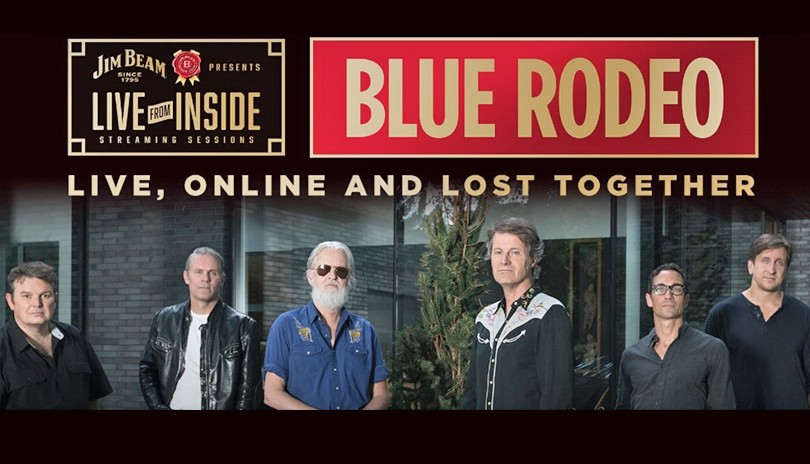 Blue Rodeo - Live, Online and Lost Together