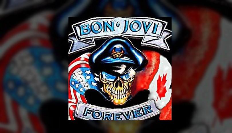 Bon Jovi Forever ROCK NORMA JEAN'S