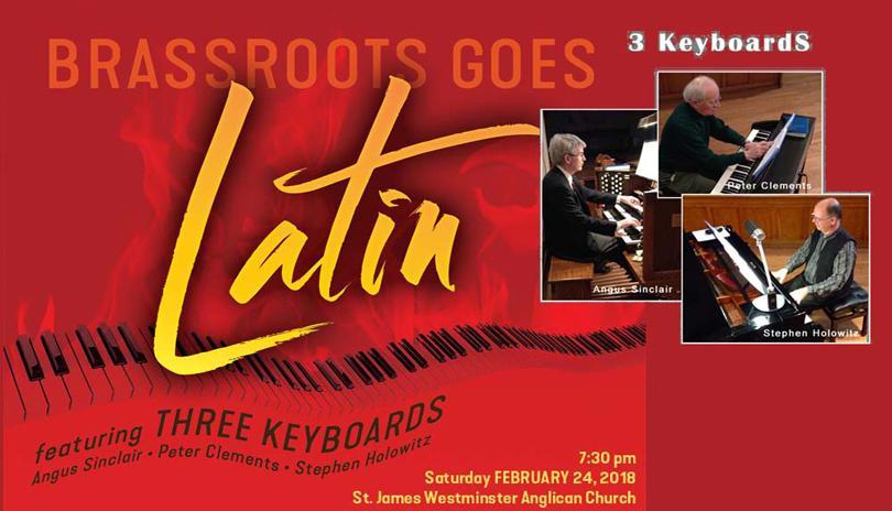 Brassroots Goes Latin!