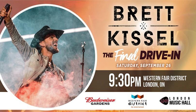Brett Kissel: The Final Drive-In