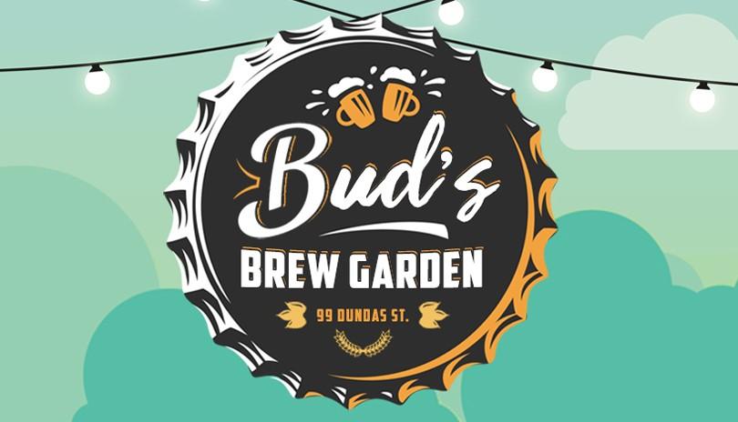 Bud's Brew Garden - October 2