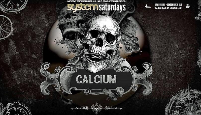 Calcium at System Saturdays