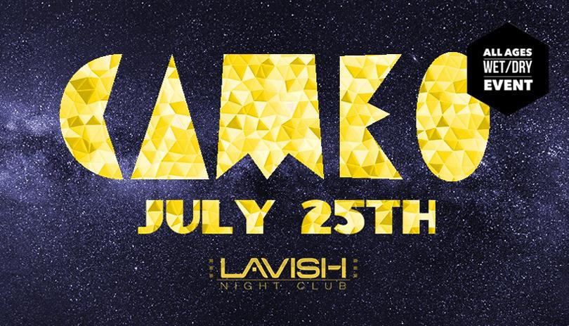 CAMEO All Ages PRIDE 2018