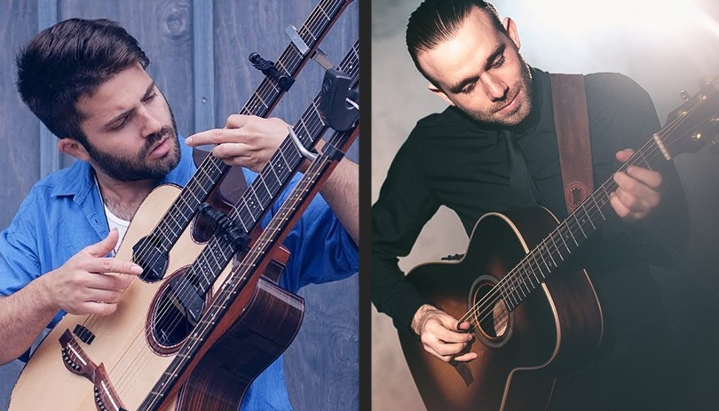Candyrat Guitar Night ft. Luca Stricagnoli (Italy) and Gareth Pearson (UK)
