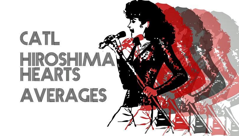Catl, Hiroshima Hearts & Averages