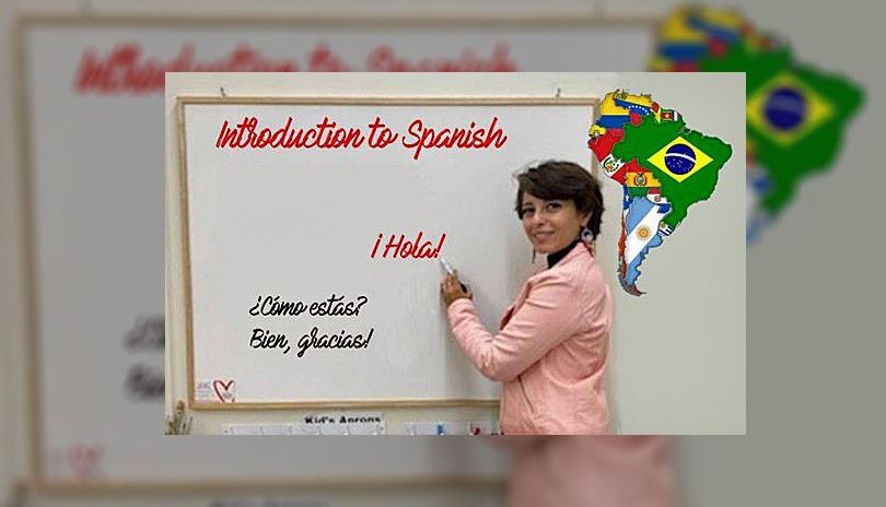 Adult Language Class Introduction to Spanish