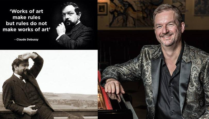 Clark Bryan: Complete Works of Claude Debussy Part 3