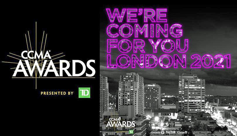 The 2021 Canadian Country Music Awards presented by TD