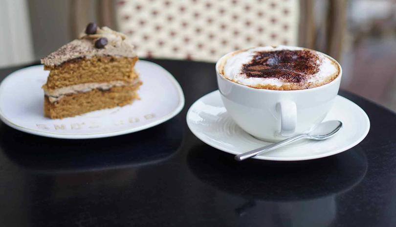 Coffee, Cake and Cha Cha Cha