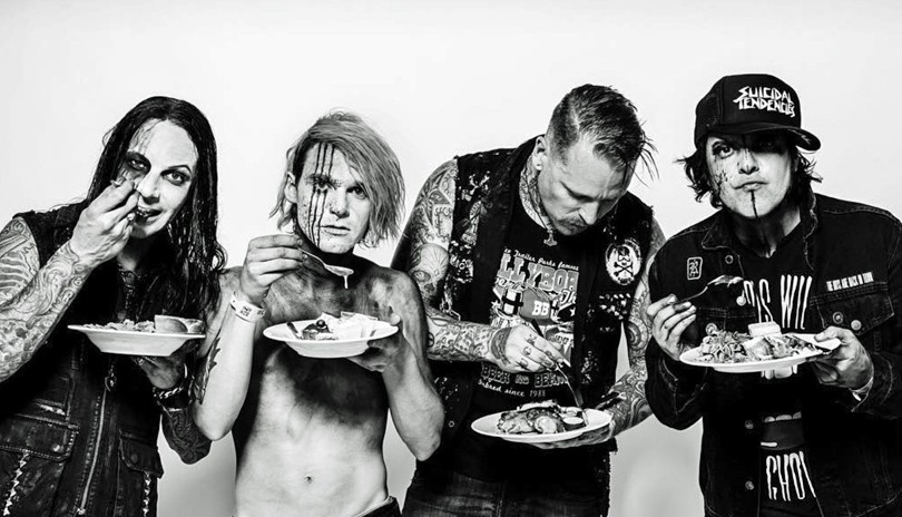 Combichrist with Silver Snakes