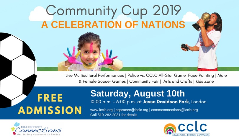 Community Cup 2019: A Celebration of Nations