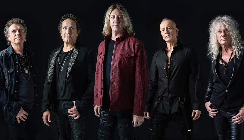 Def Leppard with special guests TESLA
