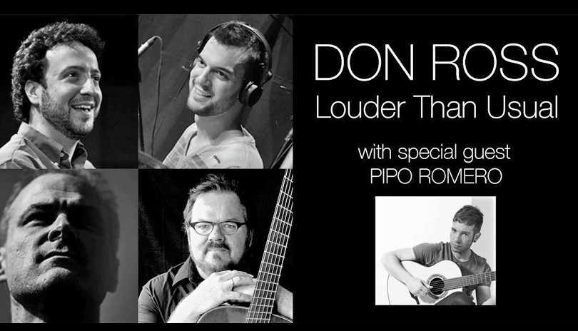 Don Ross: Louder Than Usual