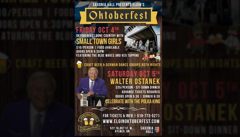 Elgin Oktoberfest 2019