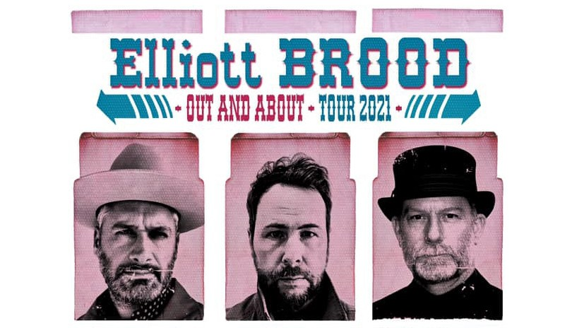 Elliott Brood – Out and About Tour