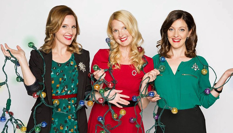 A Christmas Time with The Ennis Sisters