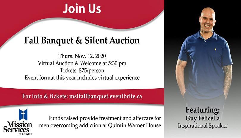 Fall Banquet & Silent Auction