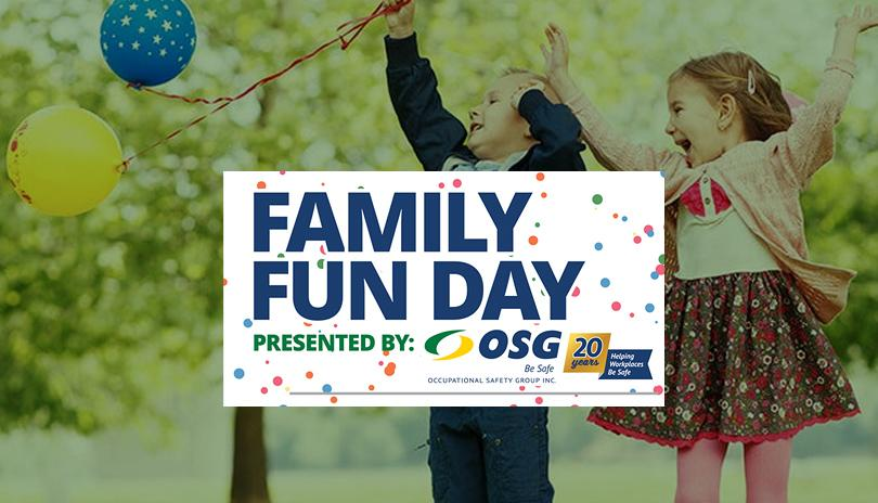 Family Fun Day Presented by OSG