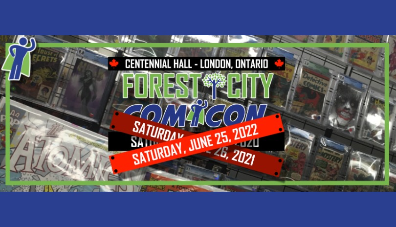 Forest City Comicon