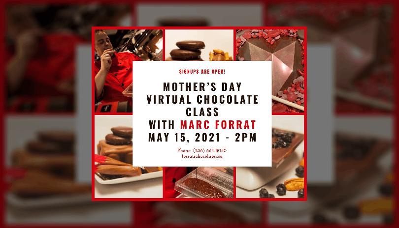 Virtual Chocolate Class