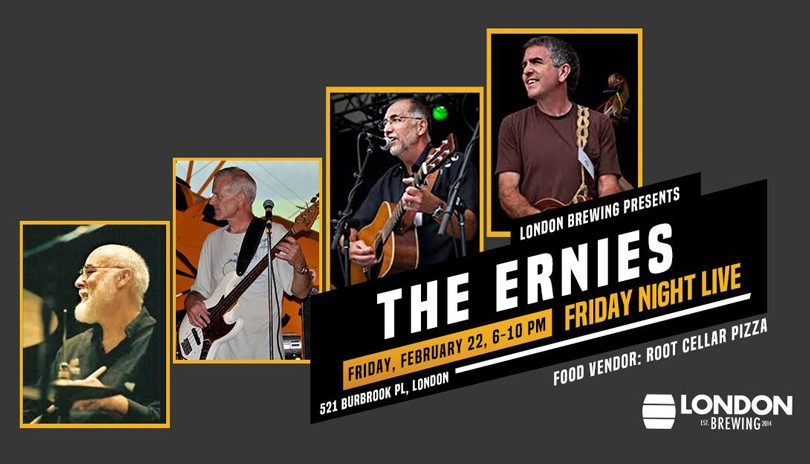 Friday Night Live - The Ernies