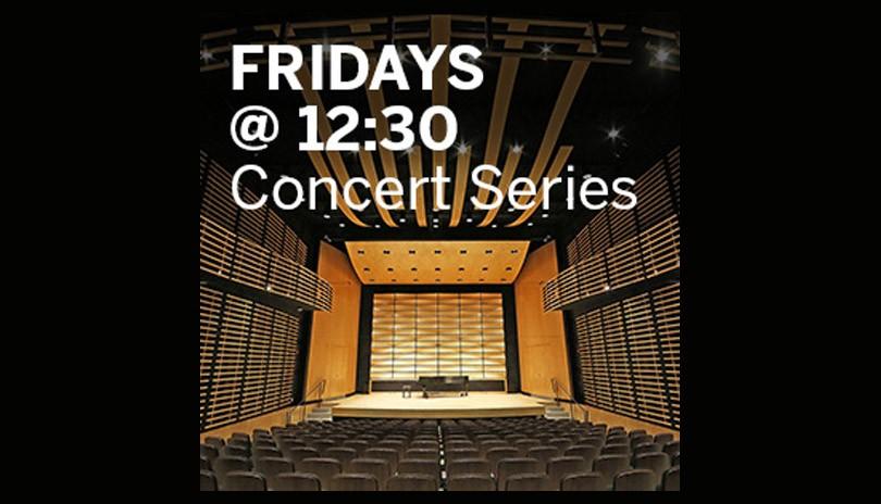 Livestream: Fridays at 12:30 - All-Alumni Concert