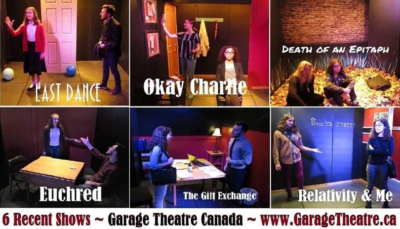 Garage Theatre Canada