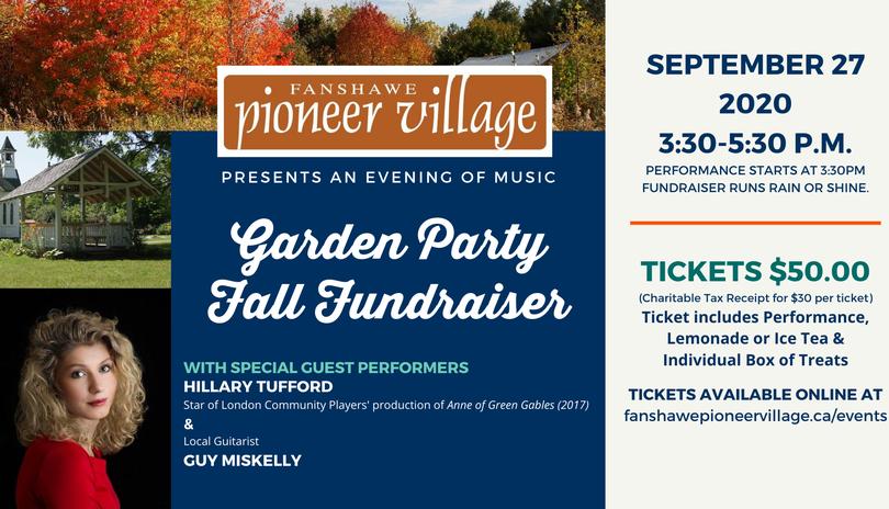 Garden Party Fundraiser