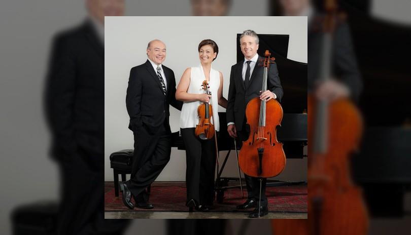 The Jeffrey Concert Series - Gryphon Trio