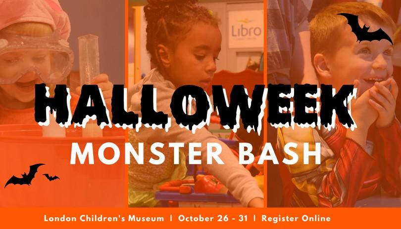 Halloweek: Monster Bash