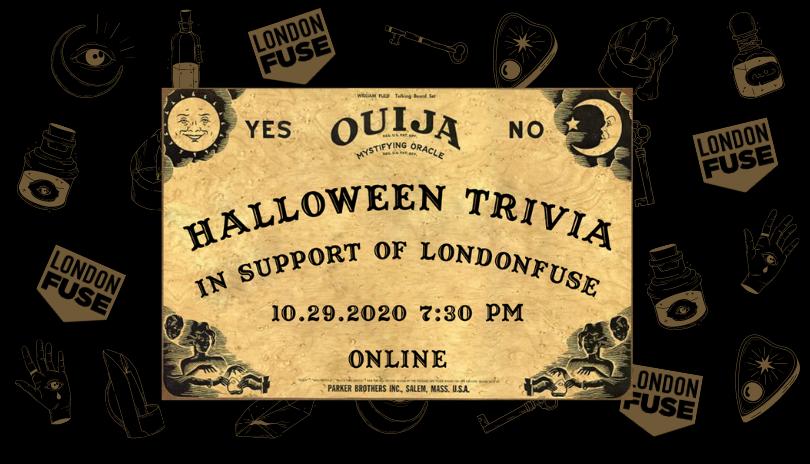 LondonFuse Trivia Night: Halloween!