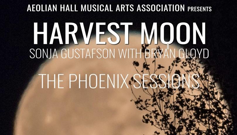 Aeolian Phoenix Sessions Present...Sonja Gustafson & Bryan Gloyd
