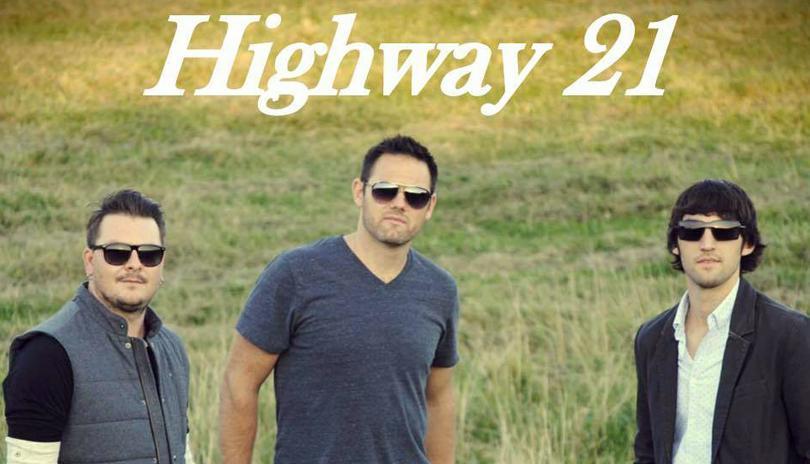 Highway 21 at Eastside Bar & Grill