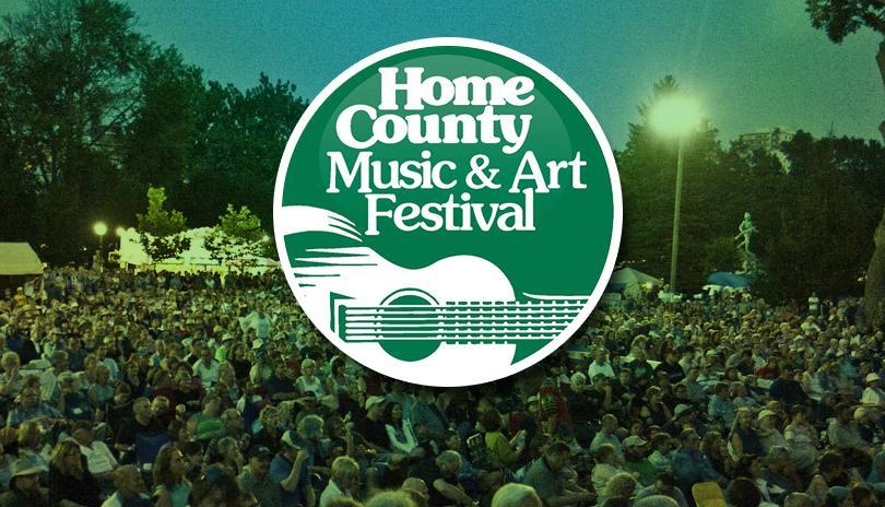 Home County Music & Art Festival